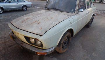 TL 1974 - VW 1600